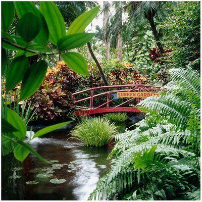 Sunken Gardens.