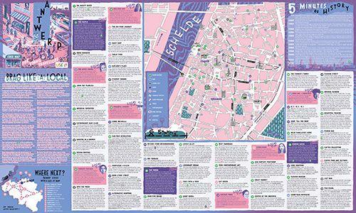 Download Antwerp City Map
