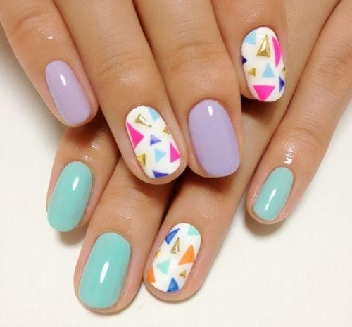 Trend Summer Nail Art Design Ideas Part 2   Inspired Snaps