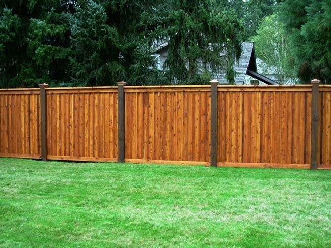 25 b sta types of fences id erna p pinterest hem och for Types of fences