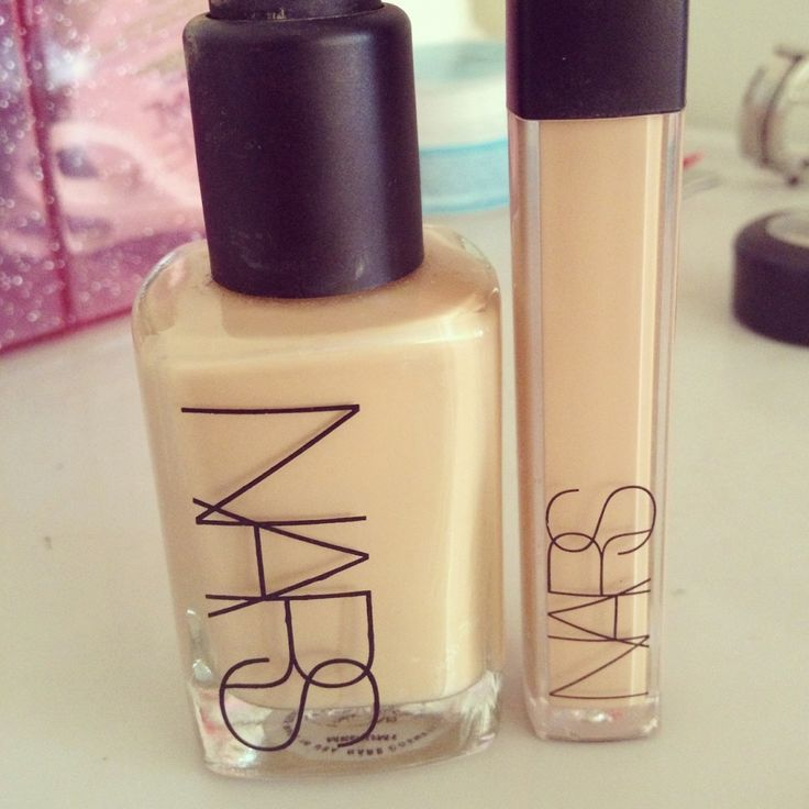 supposedly all the makeup gurus are in love with the nars concealer! REALLY wanna try it!