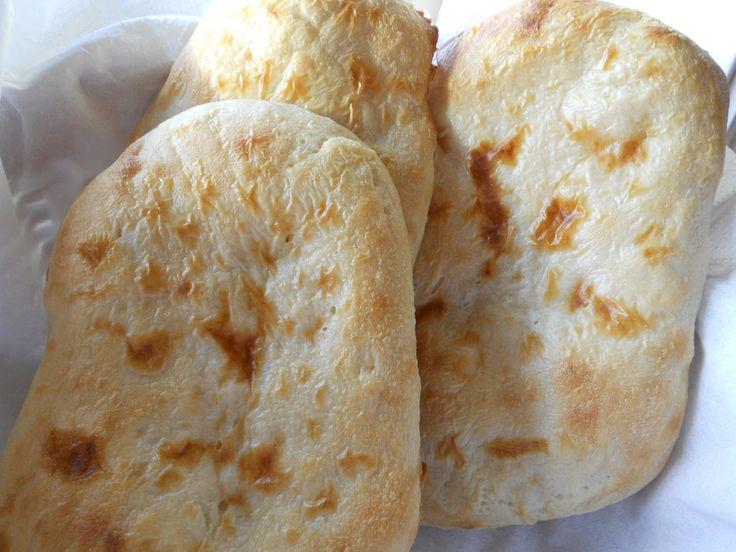 Amy's piece of cake: Naan - ett välkänt och populärt indiskt bröd