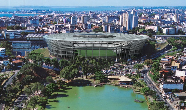 FIFA World Cup Brazil 2014 - Stadium Arena Fonte Nova – Salvador (BA)