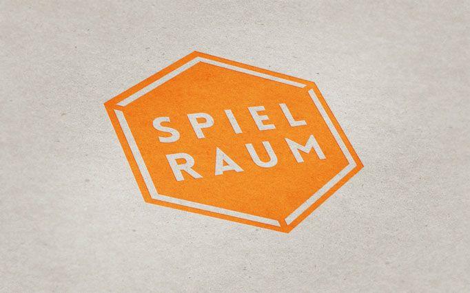 #Logo by Deshalb. | Désha Nujsongsinn #deshalb #deshalbpunkt #Spielraum