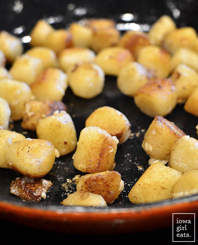 3 Ways To Cook Trader Joe S Cauliflower Gnocchi No Thawing Required Recipe Gnocchi How To Cook Gnocchi Food