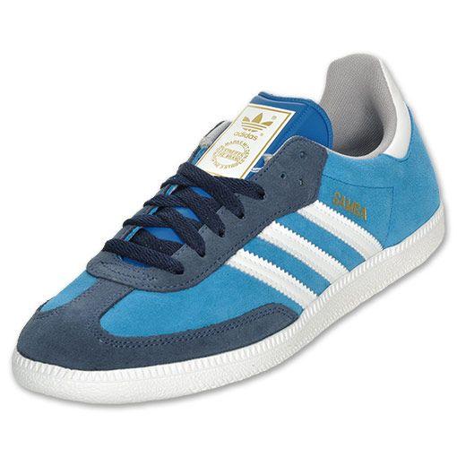 adidas blue suede samba