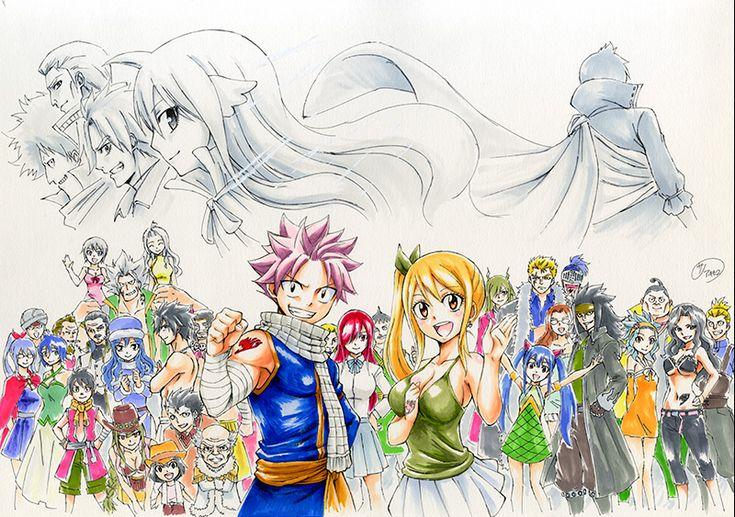 Fairy Tail Zero & next generation Natsu x Lucy, Gajeel x Levy, Gray x Juvia