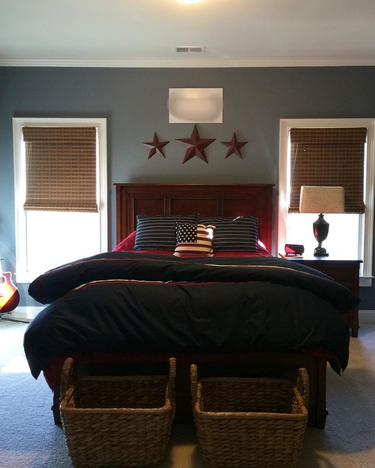 Best 20+ Americana Bedroom Ideas On Pinterest