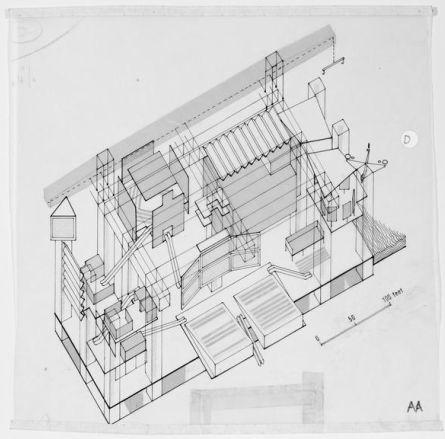 81 best assonometria images on Pinterest Architecture drawings - gebrauchte küchen frankfurt