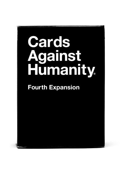 Amazon.com: Cards Against Humanity: Fourth Expansion: Toys & Games $10
