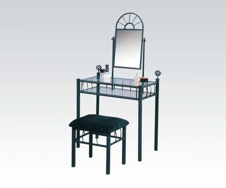 Beautiful Sunburst Sandy Black Vanity Set 02158 $84 Features : Sunburst Collection  Black Finish Dimensions : Vanity