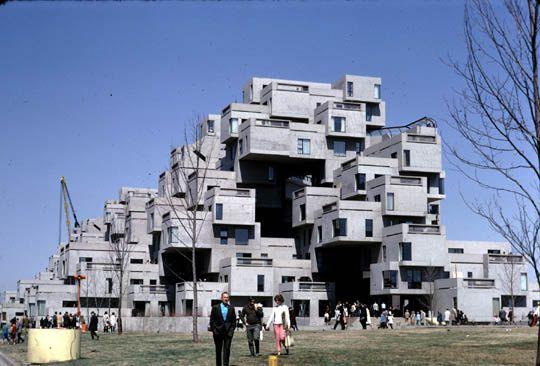 Expo 67 - Habitat 67