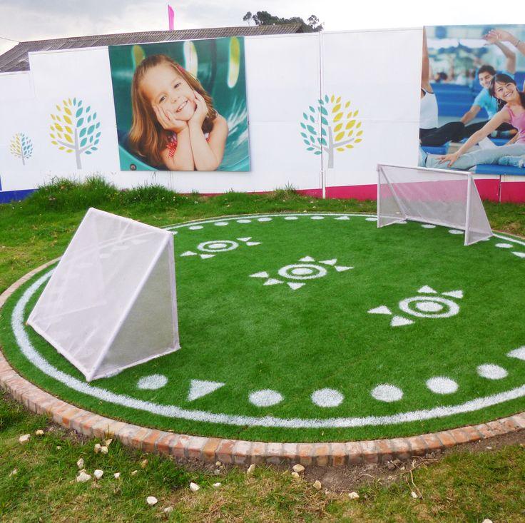 Zonas Infantiles exteriores #niños #juegos #ModosExhibiciónInmobiliaria