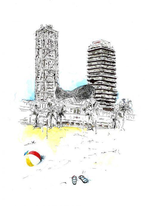 barcelonink-villa-olimpica-barcelona