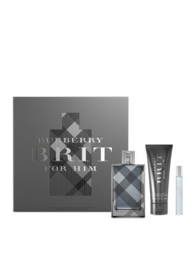 Burberry Men's Brit For Him Set -  - One Size