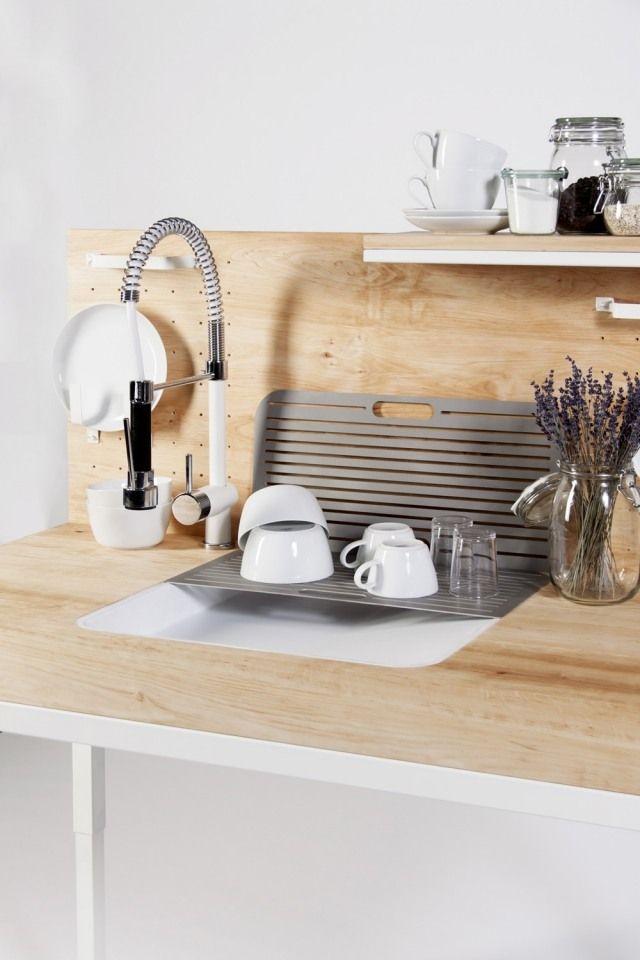 Die 9 besten Bilder zu Kitchen auf Pinterest Küchen Modern - k chenarbeitsplatte aus holz