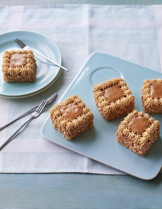 Mary Berry Individual Coffee Cakes
