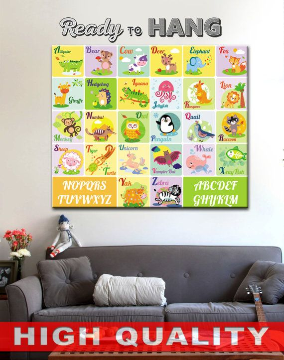 17 Best images about Canvas Prints (for kids) on Pinterest | Abc ...