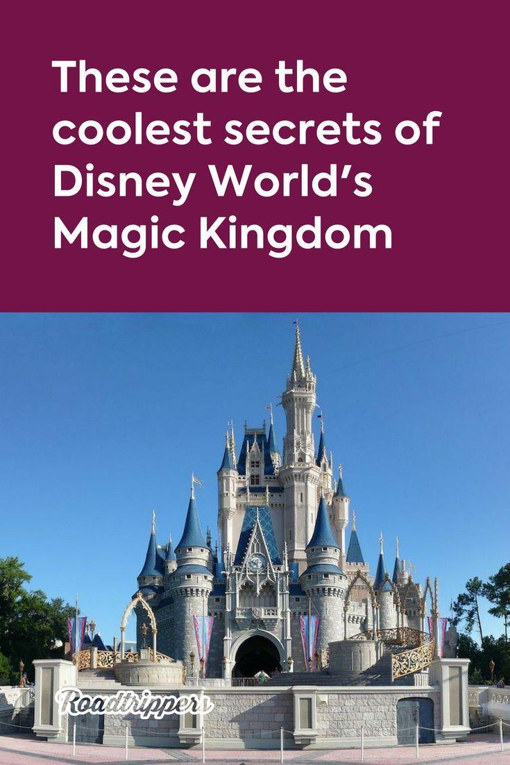 Wdw magic kingdom secrets
