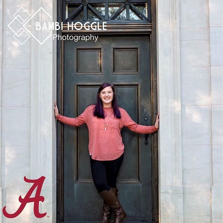 Kayla Bolton-University of Alabama Grad