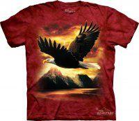Eagle - Koszulka The Mountain
