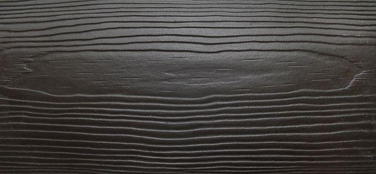 фиброцементный сайдинг eternit цвет С04 Темно-коричневый