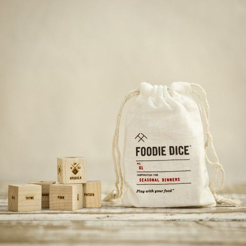 Foodie Dice // No. 1 - Seasonal Dinners Pouch
