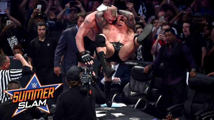 Randy Orton vs. Brock Lesnar: SummerSlam 2016, only on WWE Network - http://www.truesportsfan.com/randy-orton-vs-brock-lesnar-summerslam-2016-only-on-wwe-network/