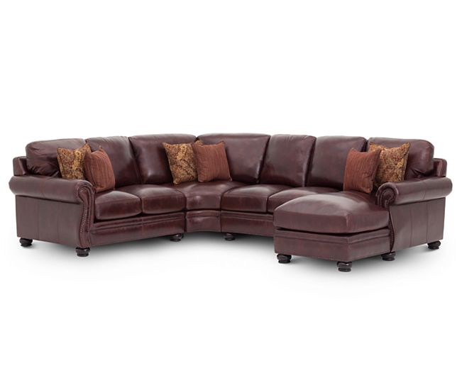 Sectionals Heirloom Iii 4 Pc Sectional With Chaise Heirloom Quality And Style Furniturerow