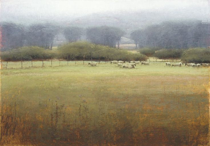 """""""Northbend Pasture"""" by Michael Workman   newvisionart"""