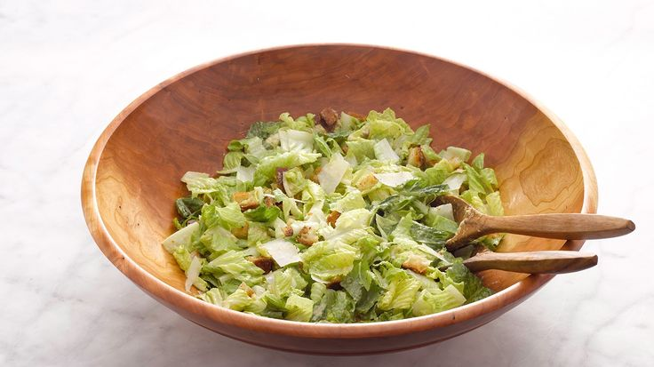 Caesar Salad 101 Recipe   Martha Stewart