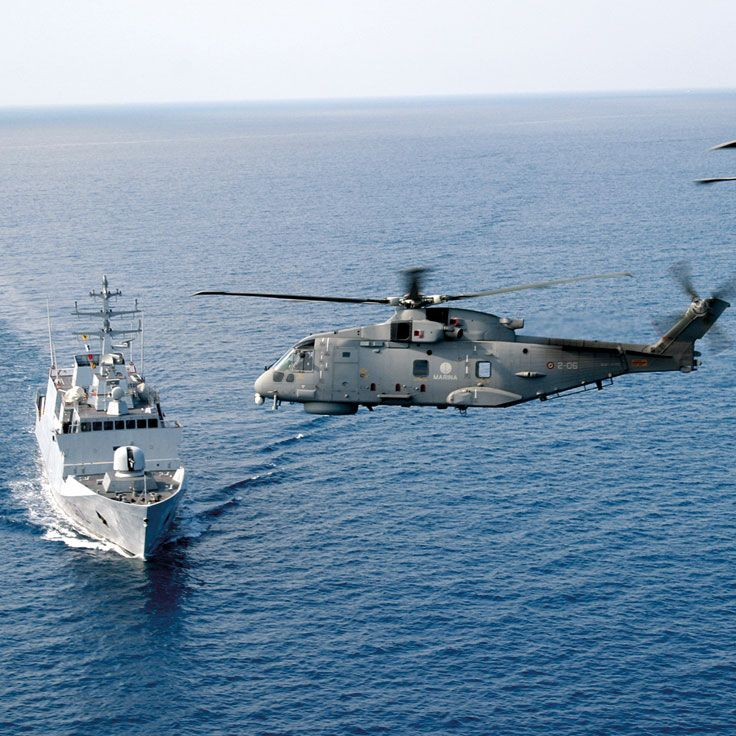 Marina Militare by Maryplaid - we love the sea!