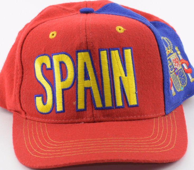 2010 Fifa World Cup adidas Spain Soccer Football Snapback Hat Cap | Sports Mem, Cards & Fan Shop, Fan Apparel & Souvenirs, Soccer-National Teams | eBay!