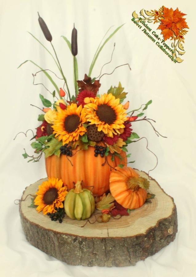 Sweet Autumn Collaboration by Karen Dodenbier