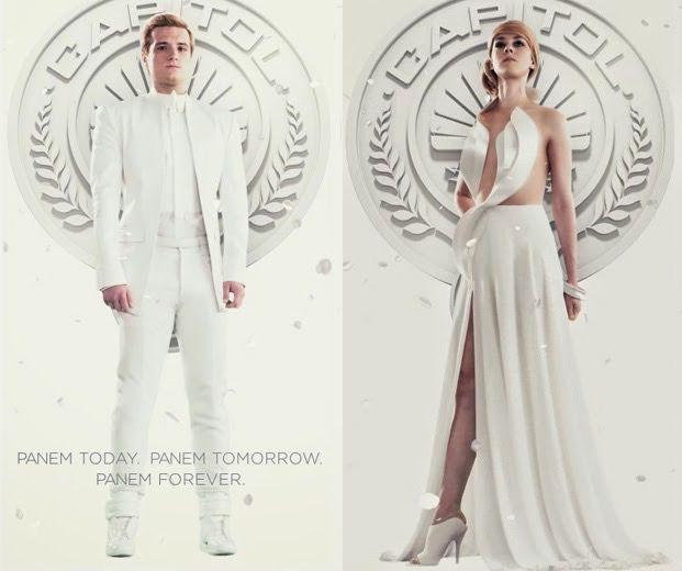 Figurino de Jogos Vorazes: Vorazes: A Esperança – Parte 1! Hunger Games