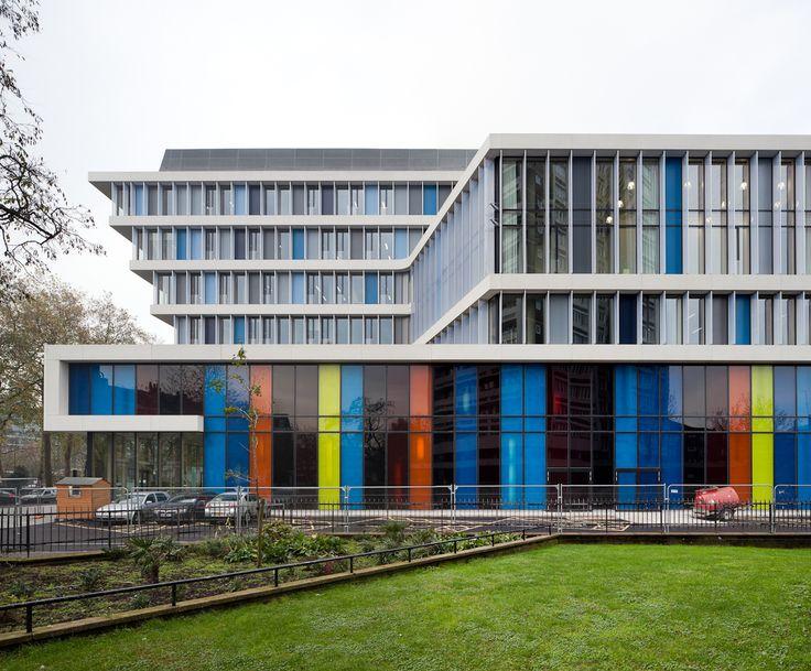 City of Westminster College | Schmidt Hammer Lassen Architects | Photo: Adam Mørk | Archinect
