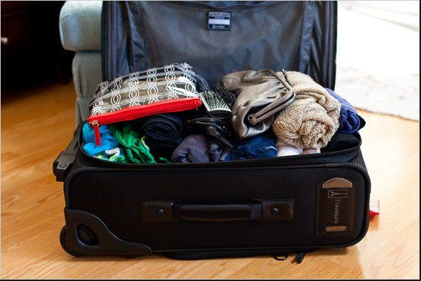 10 Days In A Carry-On Suitcase: Travel Packing, 10 Days, Suitcase, Travel Tips, Packing Light, Packing Tips, Flight Attendant, Carry On, Carryon