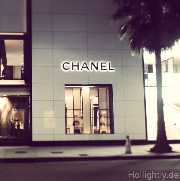 Chanel / Rodeo Drive / LA Love it. #Travelling #Chanel #Fashion