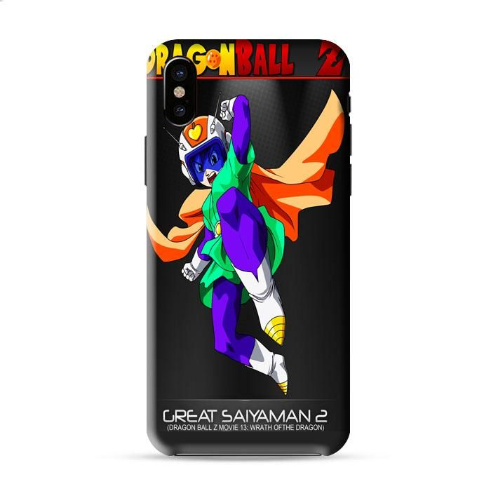 Dragon Ball Z Great Saiyaman-2 Iphone X 3D Case Caseperson