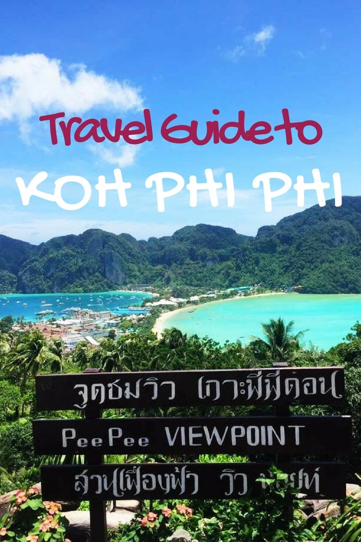 Heading to Koh Phi Phi? There's a travel guide is up on my blog: http://www.travelwithjennats.com/2017/03/17/travel-guide-to-phi-phi-island/