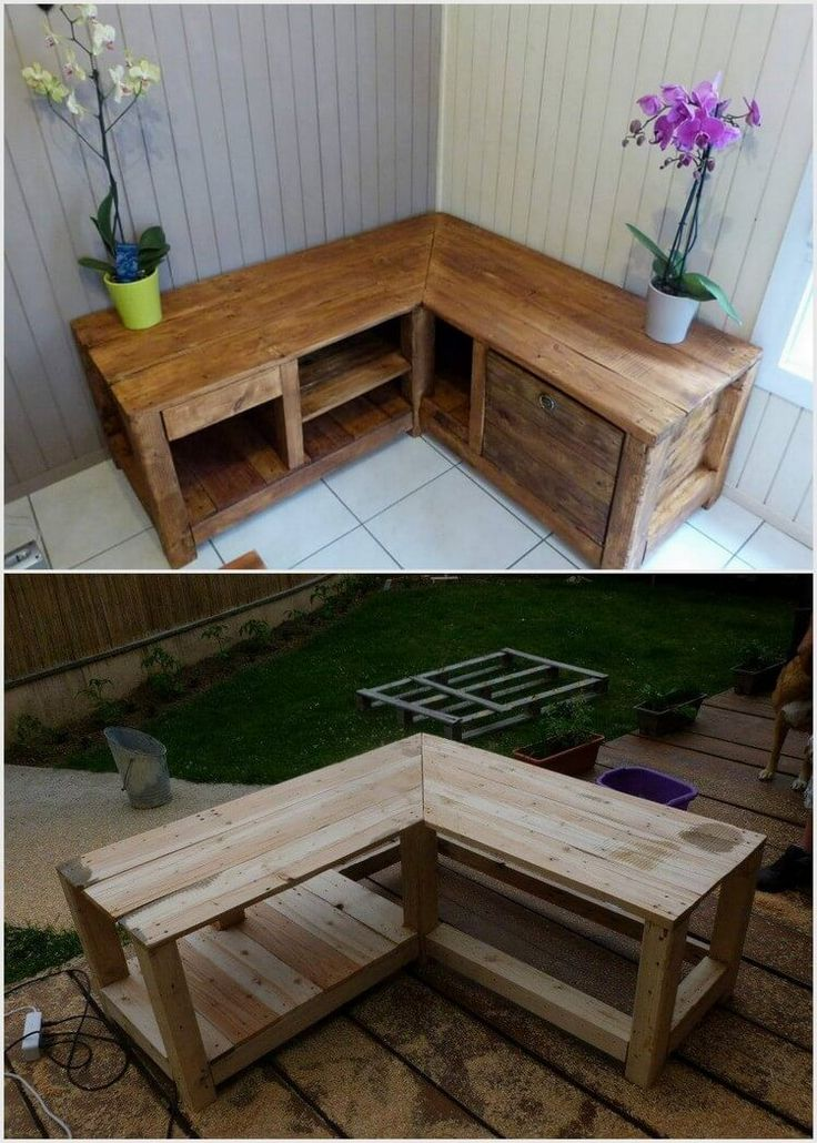 80 Easy Wooden Pallet Ideas for This