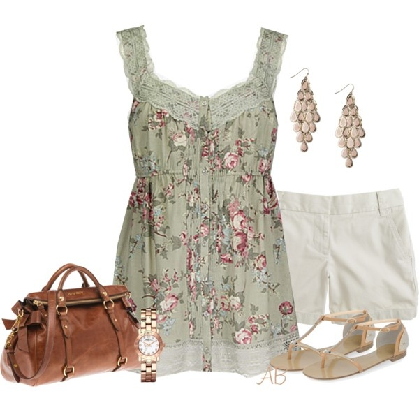: Tank Tops, Wear Outfit P, Summer Style, Cute Outfits, Flower Tanks Kinda, Tanks Tops, Flower Tanks Cut, Cute Tanks, Spring Outfit