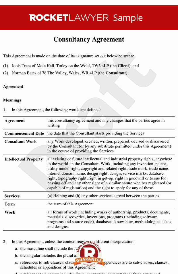 Consulting Agreement Template Short Beautiful Consultancy Agreement Template Contractor Agre In 2020 Contract Template Brochure Template Psd Business Proposal Template