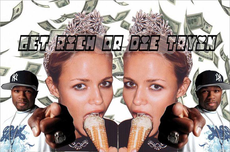 Get rich or die tryin' — Fourth Edition
