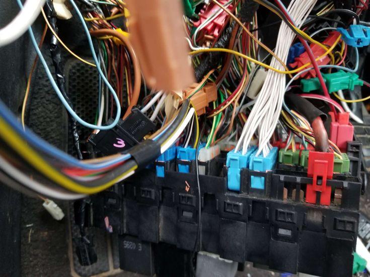 Mk3 Vr6 Engine Wiring Diagram and Vwvortex - Golf Gti Vr Fuse Box | Vr6  engine, Fuse box, Golf gti | Gti Fuse Box Cable |  | Pinterest