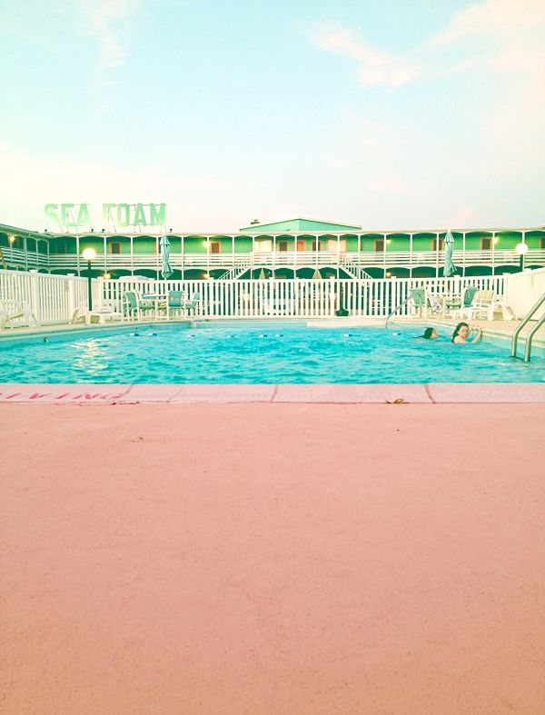 : Bubbles Ll, Banks Lodges, Sea Foam, Amazing Pools, Obx Vacation, Faded Pink, Head, Foam Motel, Banks North