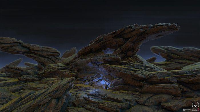 Rocks (RealTime) [2013 - 2014] - Jonas Ronnegard