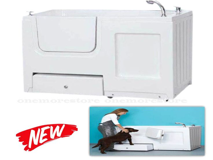 Flying Pig Pet Dog Cat Washing Shower Grooming Portable Bathtub