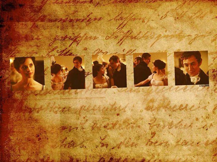 Northanger Abbey - Jane Austen.  Felicity Jones & JJ Feild.