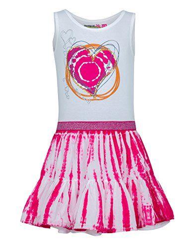 Desigual Bergua - Robe - Imprimé - Sans manche - Fille - Rose (Fuchsia Rose) - FR: 13 ans (Taille fabricant: 13/14) Desigual http://www.amazon.fr/dp/B00OK7G3B4/ref=cm_sw_r_pi_dp_19C9vb0Q3Y377